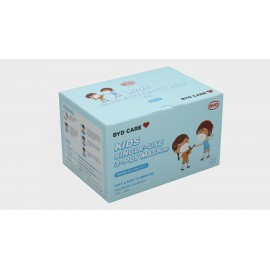 BYD Care Single-use Children Mask (Light Blue Only at the moment)
