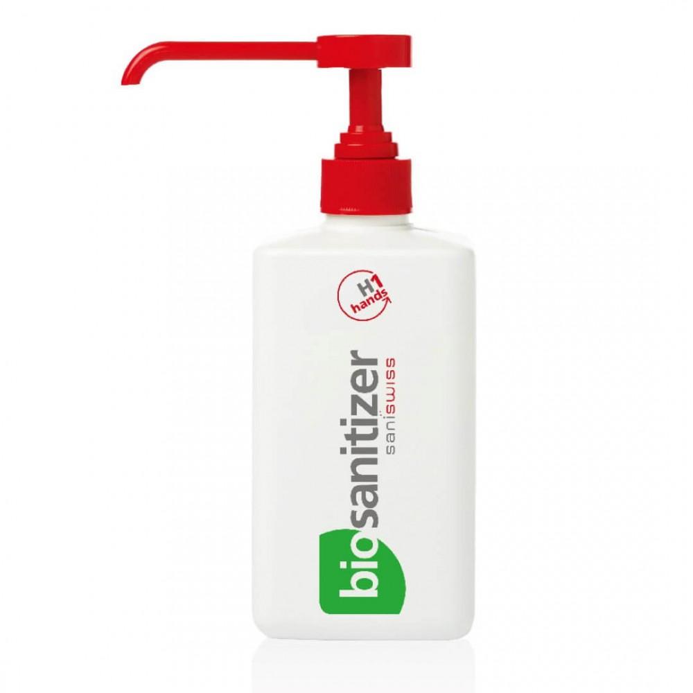 Saniswiss Biosanitizer H1 Hand Sanitizer (500ml)